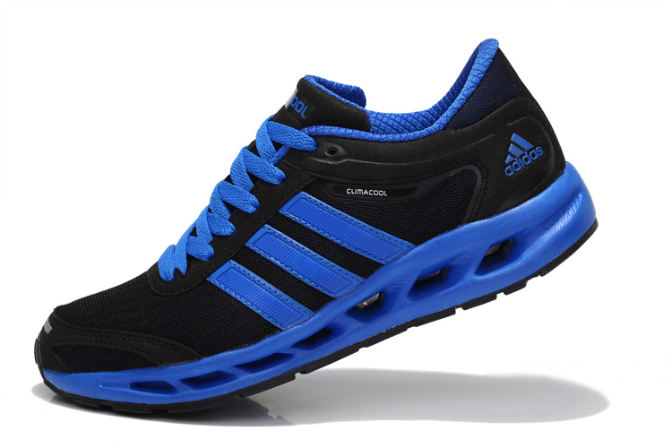 adidas Performance Men's Galaxy Elite Running Shoe Black/Blue